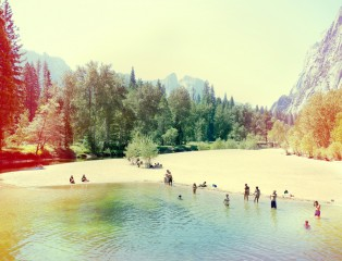 Merced River, Yosemite II