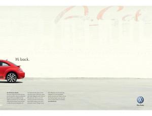 41 Nick Meek VW Beetle Its Back