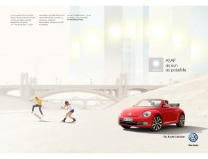 47 Nick Meek VW Beetle Cabriolet Classic