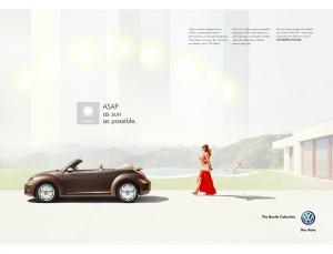 49 Nick Meek VW Beetle Cabriolet 70s Profile
