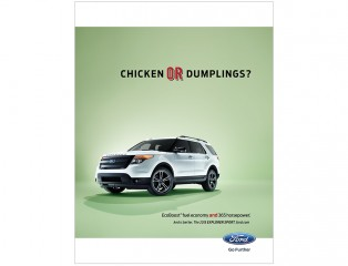 78 Nick Meek Ford Chicken or Dumplings
