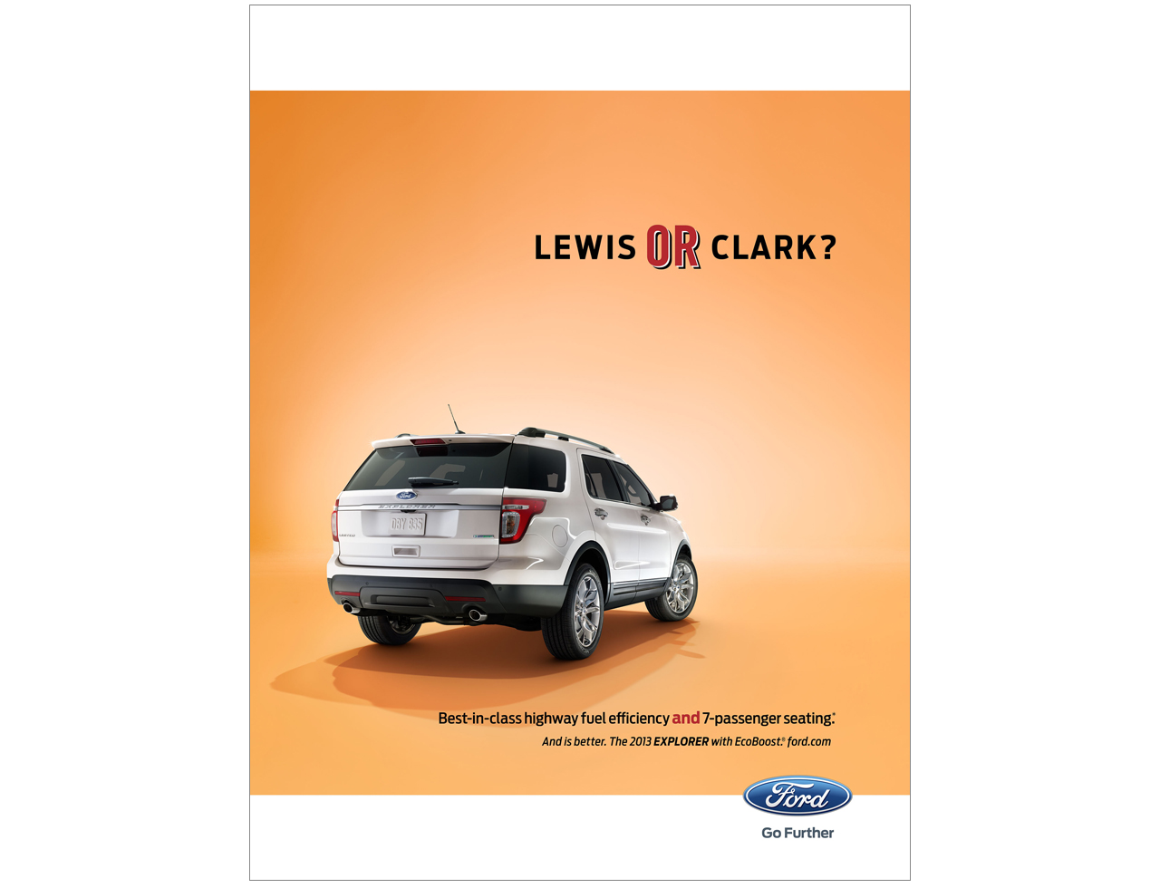 Lewis And Clark Ford >> 79 Nick Meek Ford Lewis Or Clark Nick Meek