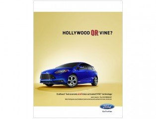 82 Nick Meek Ford Hollywood or Vine