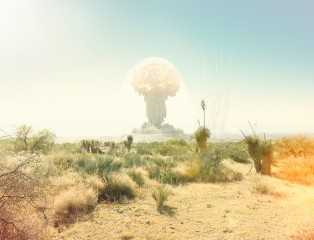 Nick Meek - Mushroom Cloud
