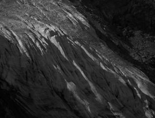 Glacier in Moonlight II