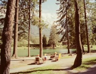 Lac Gaillands, Chamonix